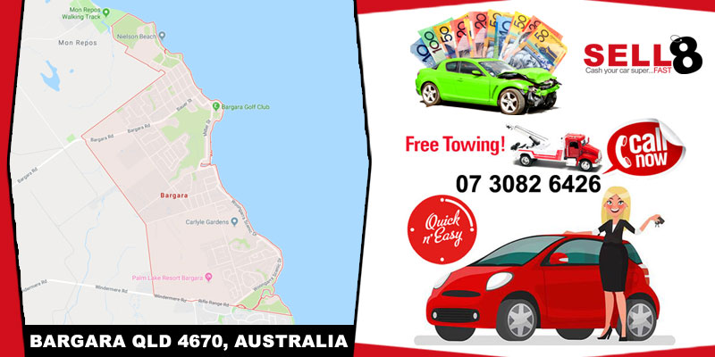 Cash For Cars Bargara QLD 4670