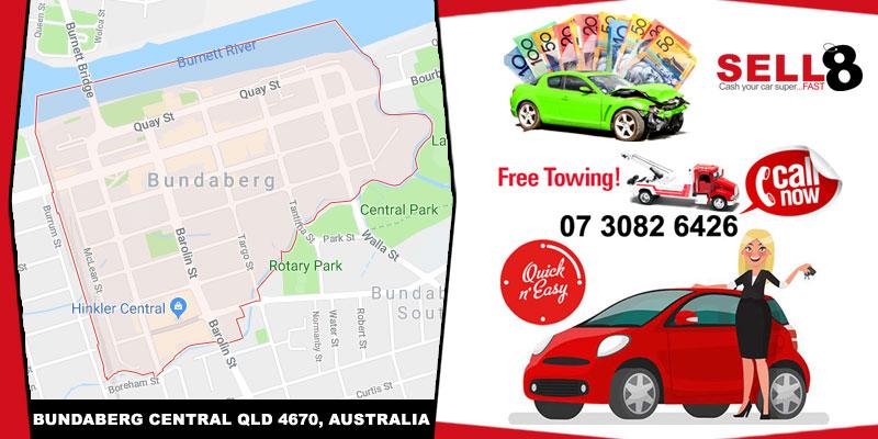 Cash For Cars Bundaberg Central QLD 4670