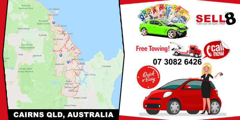 Cash For Cars Cairns QLD, Australia