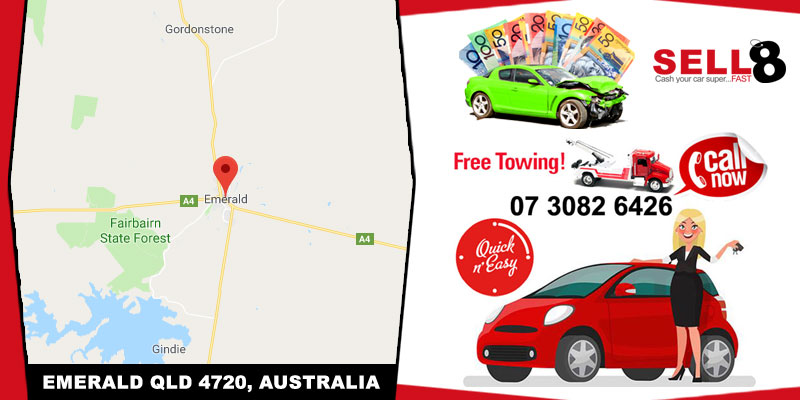 Cash For Cars Emerald QLD 4720