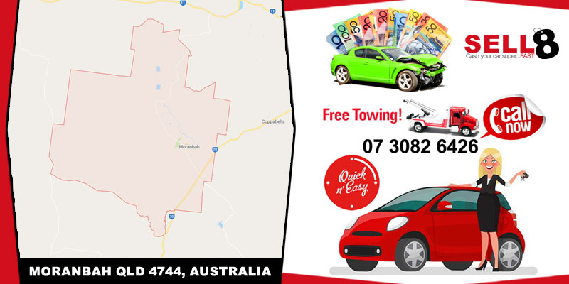 Cash For Cars Moranbah QLD 4744