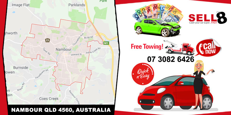 Cash For Cars Nambour QLD 4560