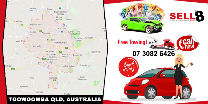 Cash For Cars Toowoomba QLD, Australia
