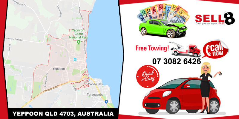 Cash For Cars Yeppoon QLD 4703
