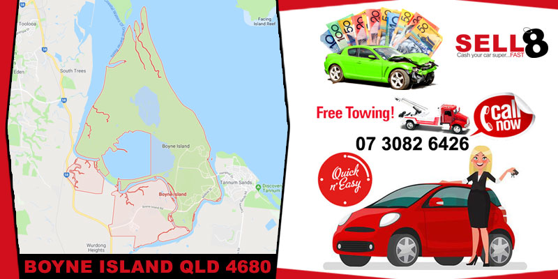 Sell My Car Boyne Island QLD 4680