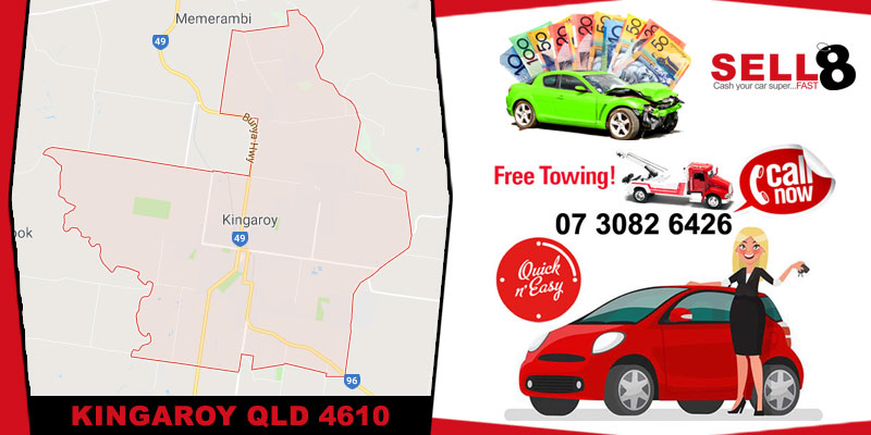 Sell My Car Kingaroy QLD 4610