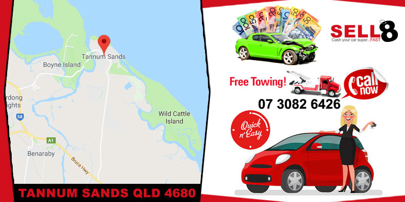 Sell My Car Tannum Sands QLD 4680