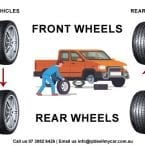 Tyre Rotation And Alignment