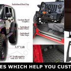 5 Amazingly Cool Jeep Accessories which will help you to Customize Your Wrangler