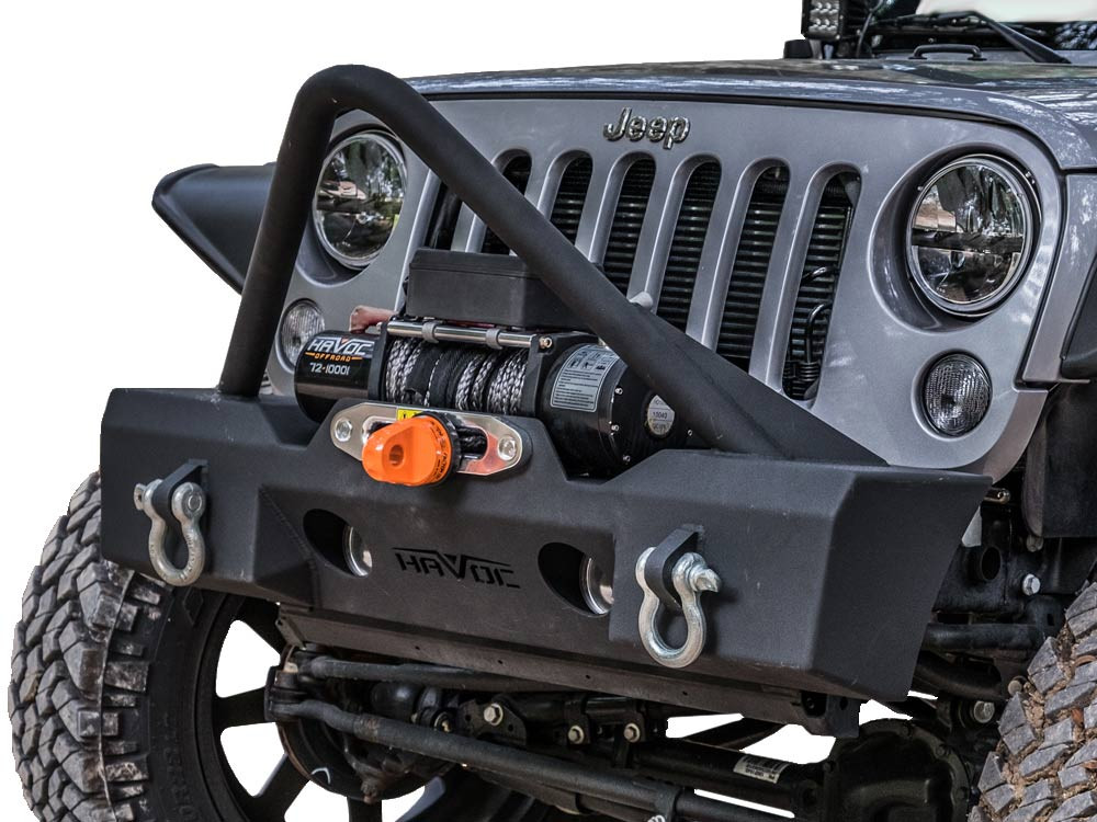 Jeep Wrangler Bumpers