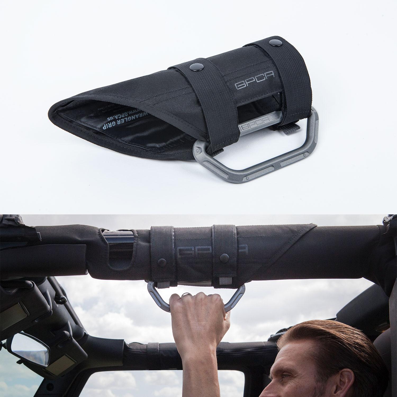 Jeep Wrangler Grab Handles