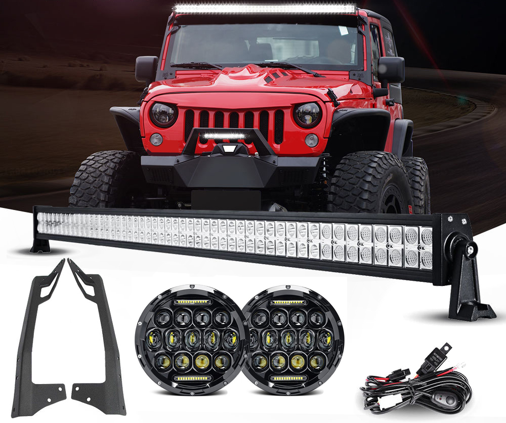 Jeep Wrangler Led Lights