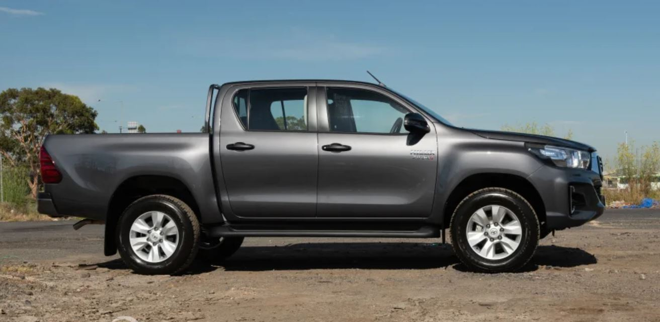 Why is the Toyota Hilux so popular in Australia? Sell8