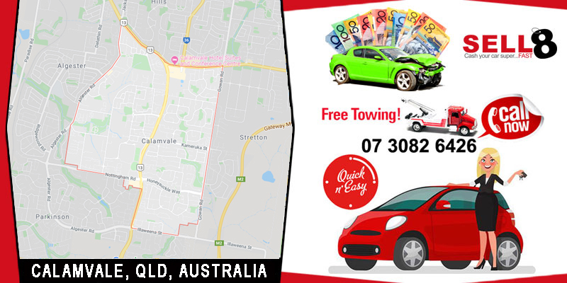cash for cars calamvale