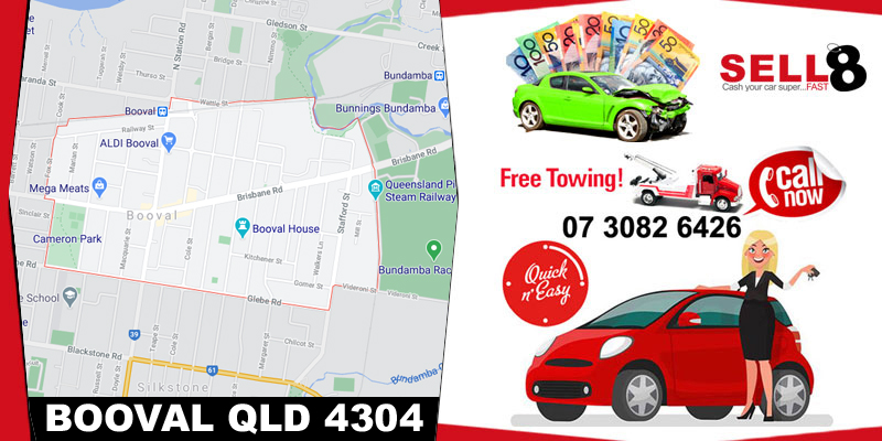 Sell My Car Booval