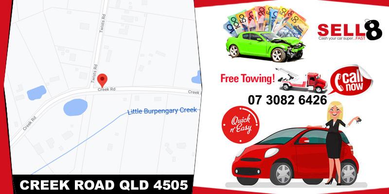 Sell My Car Creek Road Qld 4505