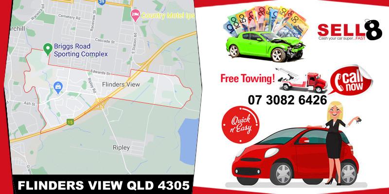 Sell My Car Flinders View