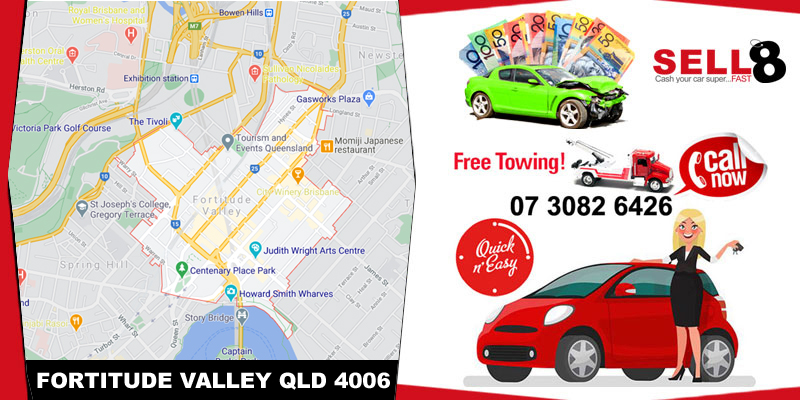 Sell My Car Fortitude Valley