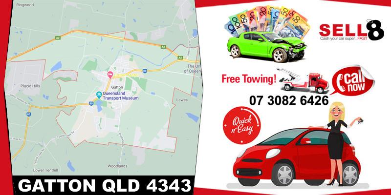 Sell My Car Gatton QLD 4343