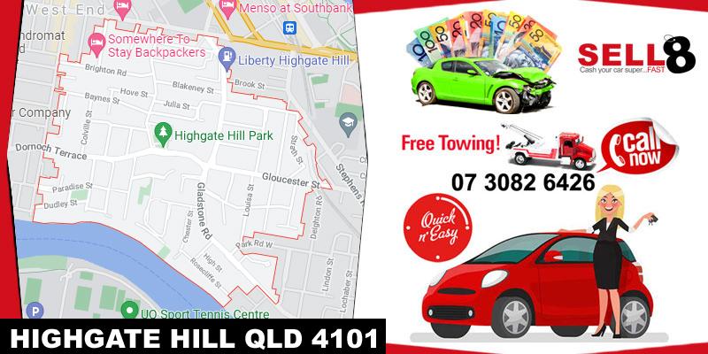 Sell My Car Highgate Hill