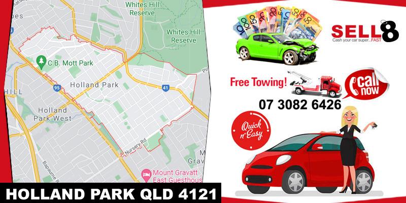 Sell My Car Holland Park