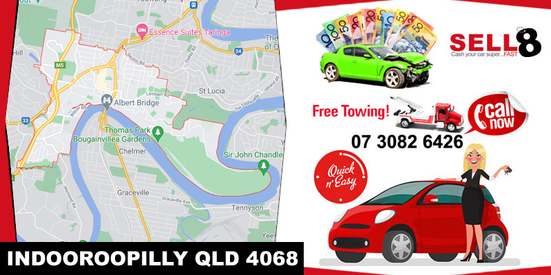 Sell My Car Indooroopilly