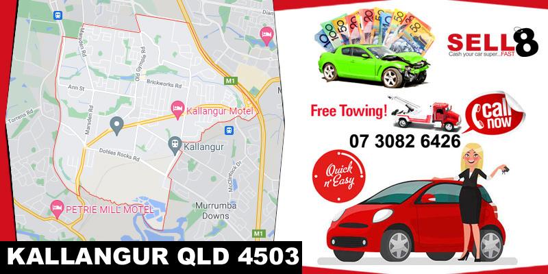 Sell My Car Kallangur QLD 4503