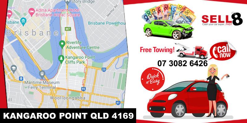 Sell My Car Kangaroo Point